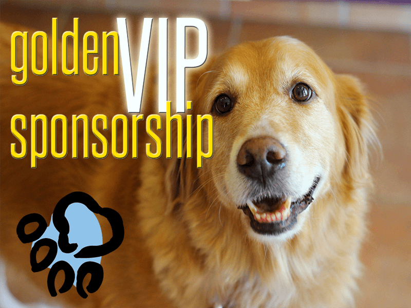 golden retriever rescue resource golden VIP sponsorship